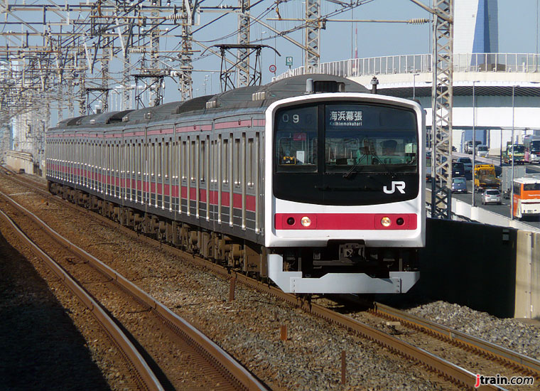 how to take train in japan